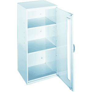 #50 Spill Control - Respirator Cabinet (Empty) - Yellow