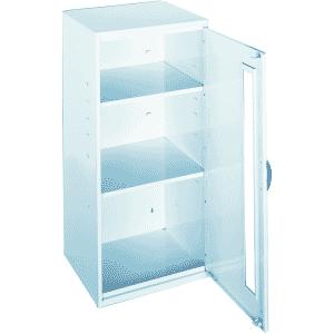 #43 Spill Control - Respirator Cabinet (Empty) - White