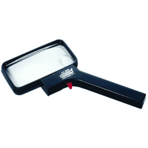#565 - 2.5X to 5X Power - Illuminated Magnifier