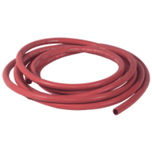 #008 - 1/2 ID - Red - Priced Per Foot - Air Hose