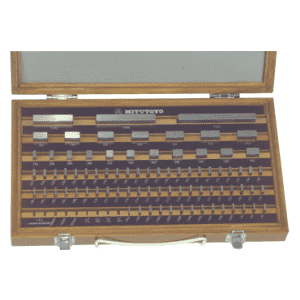 #516-942-26 - 103 Piece - Grade 2(A+) - Steel - Metric Gage Block Set