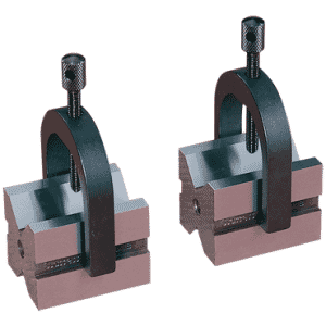 #278B - Fits: 278A - Extra V-Block Clamp Only