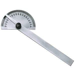 #5180 - Semi Circular Head -Protractor