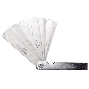 """#226 - 26 Leaf - .0015 to .025"""" Range - Thickness Gage"""