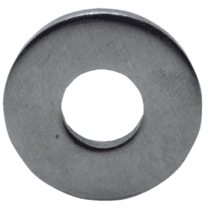 #10 Bolt Size - Plain Finish Carbon Steel - Spacing Washer redirect to product page