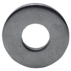 #4 Bolt Size - Stainless Steel Carbon Steel - Flat Washer