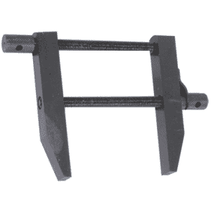 #161C Parallel Clamp - 2-1/4'' Jaw Capacity; 3'' Jaw Length