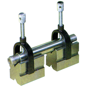 #52-475-005 - 1-3/8 x 1-5/8 x 1-3/4'' - V-Block & Clamp Set