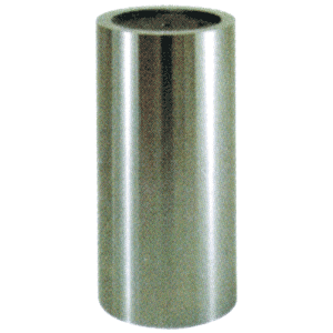 #2-750-012 - 4'' Diameter - 12'' Overall Length - Cylinder Square
