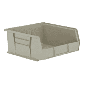 11 x 10-7/8 x 5'' - Stone Hanging or Stackable Bin