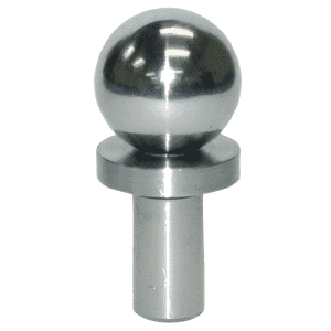 #10853 - 5/8'' Ball Diameter - .3122'' Shank Diameter - Precision Tooling Ball