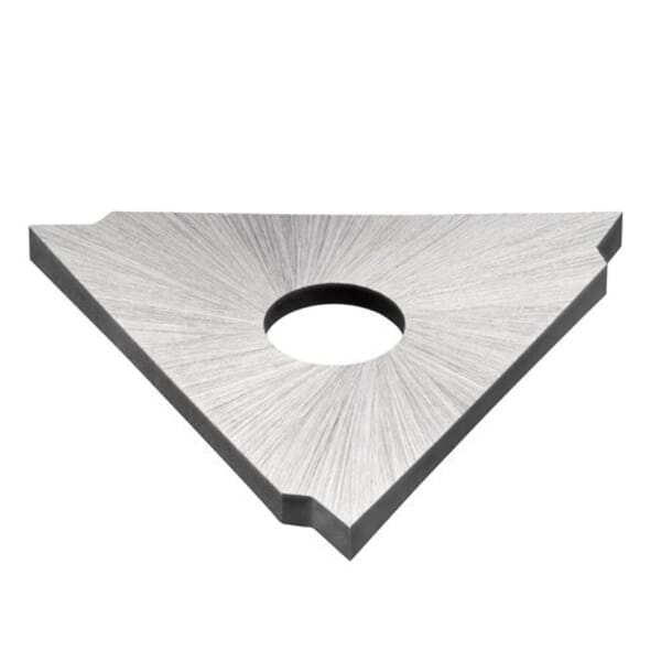 Dormer 0109960 Parting Off Insert, K305 Insert, 23X1.1 Insert, Neutral Cutting, 23 mm W Cutting, Bright redirect to product page