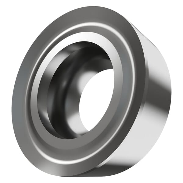 Pramet 6751738 Turning Insert, RCGT Insert, Material Grade: H, K, M, N, S, 0803MO Insert, Round Shape, 8 Seat, Positive Rake, For Use On Hardened Steel, Cast Iron, Stainless Steel, Aluminum and Titanium/Super Alloys, Carbide, Manufacturer's Grade: HF7 redirect to product page