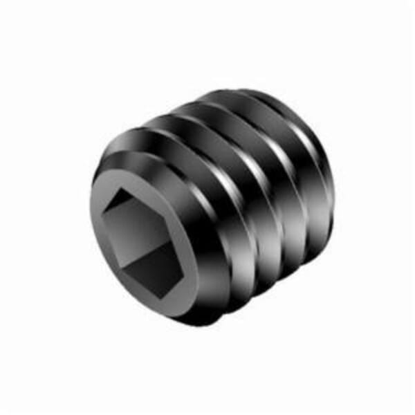 Sandvik Coromant 5932265 Set Screw, C5-LCI80-000120, C5-LCI80-096110-2, C5-RCI80-000120, C5-RCI80-096110-2 and C5-LCE80-040000 Milling Cutter Indexable Tool, Hex Drive, Industry Standard Number: 3214 010-410, Tool Holder Compatibility: 3214 010