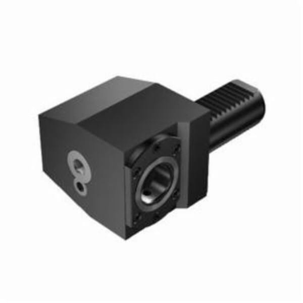 Sandvik Coromant 5726753 Mechanical Right Hand Clamping Unit, VDI x Coromant Capto Shank, C3 Workpiece Side, 1.1811 in Arbor/Shank, 2.9133 in Dia Body, 4.5275 in OAL redirect to product page
