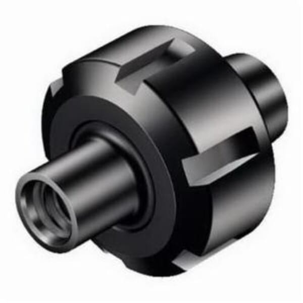 Sandvik Coromant 6048672 ER to Coromant EH Collet With Coolant, ER16, 0.457 in Capacity, 0.457 in Dia Body, 0.457 in Dia Head