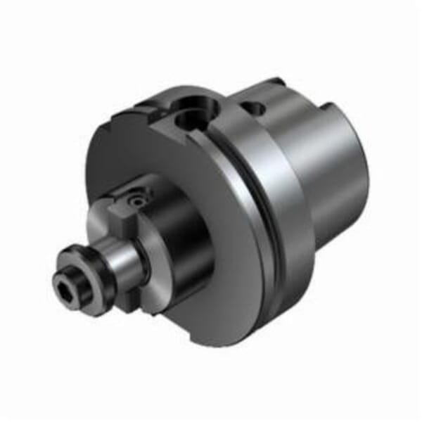 Sandvik Coromant 5914922 Adapter, 1.2598 in Dia Hole, HSK x Arbor Shank, 2.4803 in Taper, 1.2598 in Dia Nose, 2.3622 in Projection