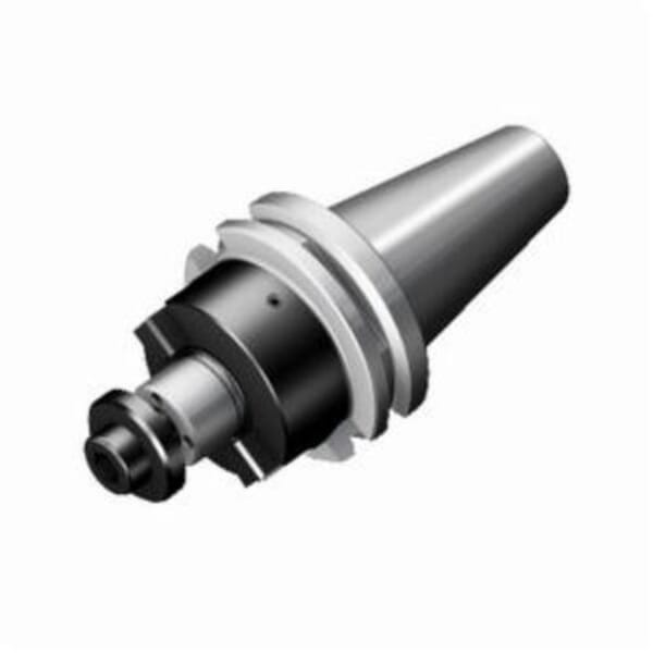 Sandvik Coromant 6078789 Adapter, 0.6299 in Dia Hole, BIG-PLUS ISO x Arbor Shank, ISO 40 Taper, 1.4173 in Dia Nose, 1.7716 in Projection
