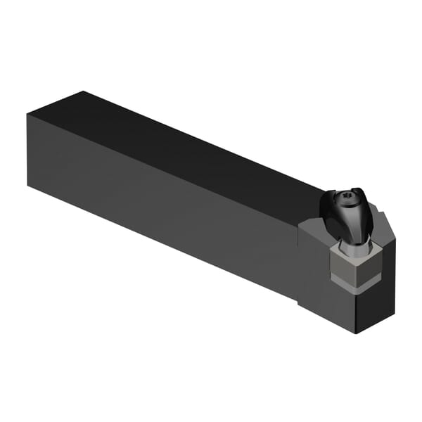 Sandvik Coromant 5723541 T-Max Turning Shank Tool, ANSI Code: CCLNL 2525M 12-4, CCLNR/L Tool Holder, CNGN 12 07 08 Insert, Left Hand Cutting, 0.9842 in H x 0.9842 in W Rectangle Shank, -5 deg Lead Angle, -6 deg Rake, 5.9055 in OAL redirect to product page